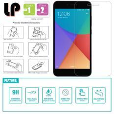 LP HD Tempered Glass for Xiaomi Redmi Note 5A Prime - Transparan