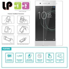 Beli Lp Hd Tempered Glass Screen Protector Sony Xperia Xa1 Plus Transparan Cicil