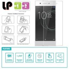 Lp Hd Tempered Glass Screen Protector Sony Xperia Xa1 Plus Transparan Oem Diskon 50