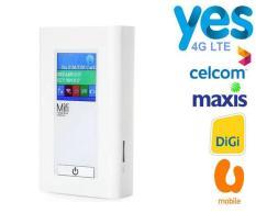 LTE GSM Celcom 4g Wireless WIFI Router Dongle MiFi RJ45 Port Global Membuka Dukungan Digi, Maxis, Ya 4g, Telekom Malaysia-Intl