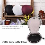 Review Ltgem Eva Hard Case Travel Carrying Storage Bag For Harman Kardon Onyx Mini Portable Wireless Speaker Intl Ltgem