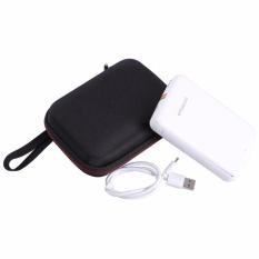 Ltgem EVA Portabel Sulit Tahan Air Pelindung Perjalanan Case untuk Polaroid Zip PRINTER MOBILE W/Zink Zero Tinta Cetak Teknologi-Intl