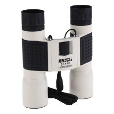 Lucky HD 30x40 Teropong Teleskop 1500 M/9500 M Kabut Bukti Teleskop (Putih)-Intl