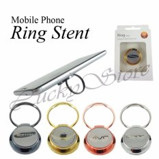 Lucky - iRing Mobile Stent 360 Derajat Rotasi Brand Smartphone