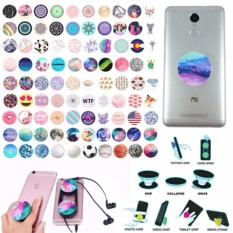 Lucky - Promo Pop Socket Random Model - Popsocket Ring Grip Stand Tablet / Smartphone - Beli 1 Gratis 1 / Buy 1 Get 1