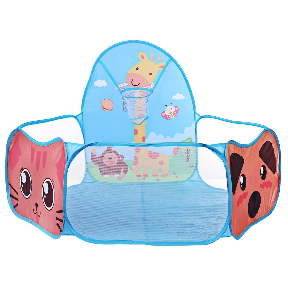 Lucu Lucu Ocean Ball Pit Pool Tenda Kids Play Set Mainan-Internasional By Dobest.