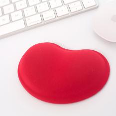 Penawaran Istimewa Lucu Silikon Pergelangan Tangan Merasa Bantal Tangan Bantal Tangan Transparan Mouse Pad Mouse Pad Terbaru