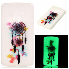 Luminous TPU Phone Case untuk Lenovo VIBE K4 Note/Vibe X3 Lite-Dream Catcher-Intl
