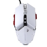 Jual Luom G50 Wired Programmable 10 Tombol Cool Professional Optical Mechanical Gaming Mouse Internasional Luom