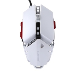 Spesifikasi Luom G50 Wired Programmable 10 Tombol Cool Professional Optical Mechanical Gaming Mouse Internasional Merk Luom