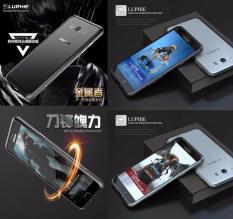 Luphie Blade Metal Bumper Case Samsung Galaxy J7 (2016)