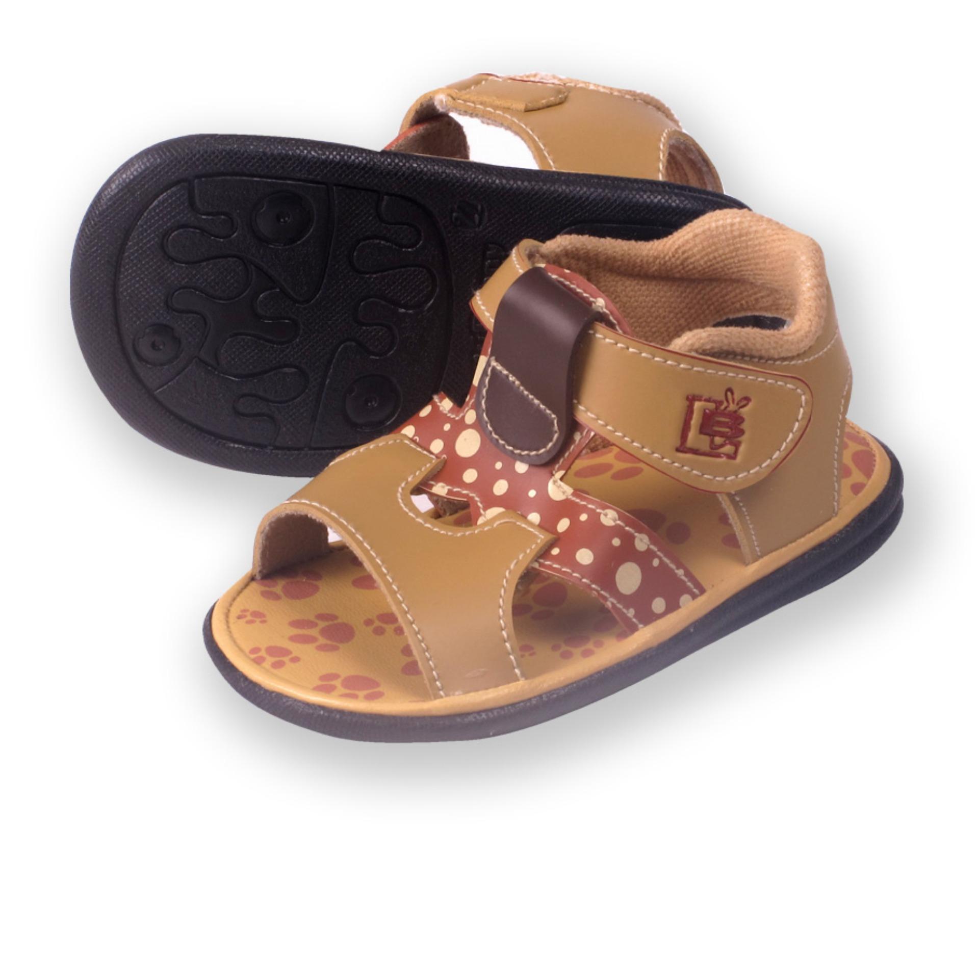 Jual Sepatu Sandal Bayi Laki Terbaik Lazada Cowok Karet Bagus Lusty Bunny Baby Shoes Bunyi Prewalker Ps 9585