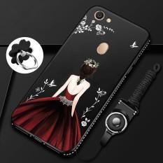 Luxury 3D Goddess Rhinestone Frame For OPPO F5 / F5 Youth / A73 6.0