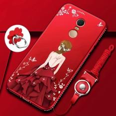 Rp 118.000. Luxury 3D Goddess Rhinestone Frame For Xiaomi Redmi 5 Plus ...