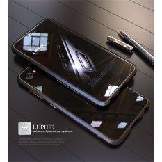 Luxury aluminium Bumper Frame case penutup untuk LENOVO ZUK Z2 5