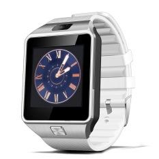 Bluetooth Smart Olahraga Perhiasan Mewah Jam Layar Sentuh For Android Telepon Seluler (putih)