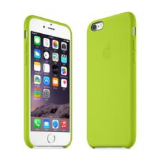 Deluxe Mewah PU Kulit Belakang Buku Harian Aslinya Sudah Sulit untuk Case IPhone 6/6 S 4.7 (hijau)