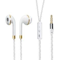 Jual Kemewahan Anggun Q1 In Ear Headphone Earphone Kawat Logam Khusus Heavy Bass Suara With Mikrofon Kawat Headset Earplugs Untuk Iphone Android Oem Original