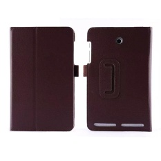 Mewah Folio Leather Case Stand Cover Cocok untuk Acer Iconia Tab8 A1-840 BW-Intl