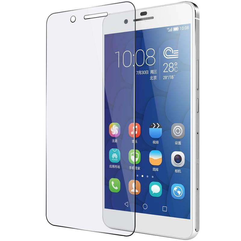 Vn Lenovo Vibe C2 / C2 Power Tempered Glass Screen Protector 0.32mm - Anti Crash Film - Bening Transparan