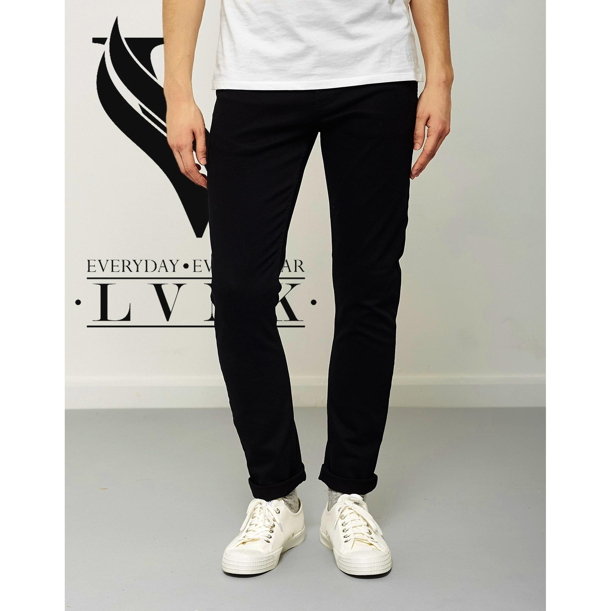 Harga Lvnk • Jeans Skinny Hitam Original Motz Best Seller Motz Original