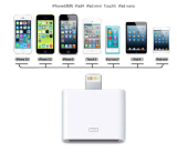 Toko Lyball 30 Pin To 8 Pin Lightning Adapter Converter For Iphone 4 To Iphone 5 6 6S 6 Plus Lengkap