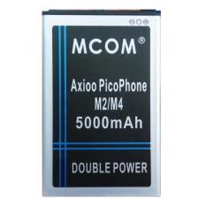M-Com Baterai Double Power Battery for Axioo Picophone M2 / M4 - 5000 mAh