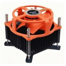 M Tech Fan Cooler Processor 775 Scorpion King Oranye Terbaru