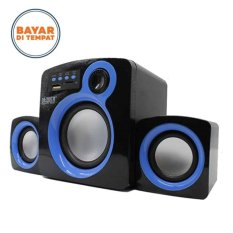 Ulasan Lengkap Tentang M Tech Subwoofer Speaker Sb 02 Stereo Usb Tf Support Hitam