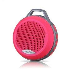 M10 Sport MS22 Bluetooth Speaker Neon Pink-Intl