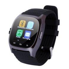 Jual Beli M26 Bluetooth Smart Wrist Watch Ponsel Cocok Untuk Ponsel Android Untuk Iphone Hitam Tiongkok