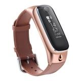 Beli M6 Smart Watch Band Olahraga Gelang Smart Bluetooth 4 Earphonessleep Monitor Pelacak Kebugaran Untuk Ios Dan Android Telepon Hxtk4696 Intl Online
