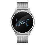 Promo M7 Bluetooth 4 Heart Rate Tekanan Darah Smart Gelang Pedometer Sedentary Mengingatkan Watch Intl Murah
