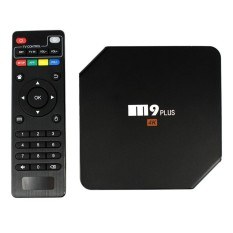 M9 Plus Smart Android TV Box Android 5.1.1 Amlogic S905 Quad Core 2 GB/16 GB dengan UHD 4 K * 2 K 60fps Mini PC 2.4 GHz & 5 GHz Dual-Intl