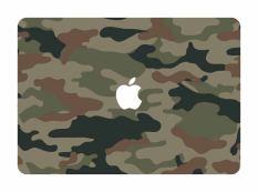 2018 model baru mac Pro kamuflase macbook kreatif pelindung layar Air 13pro 15 Chasing luar pelindung layar pelindung