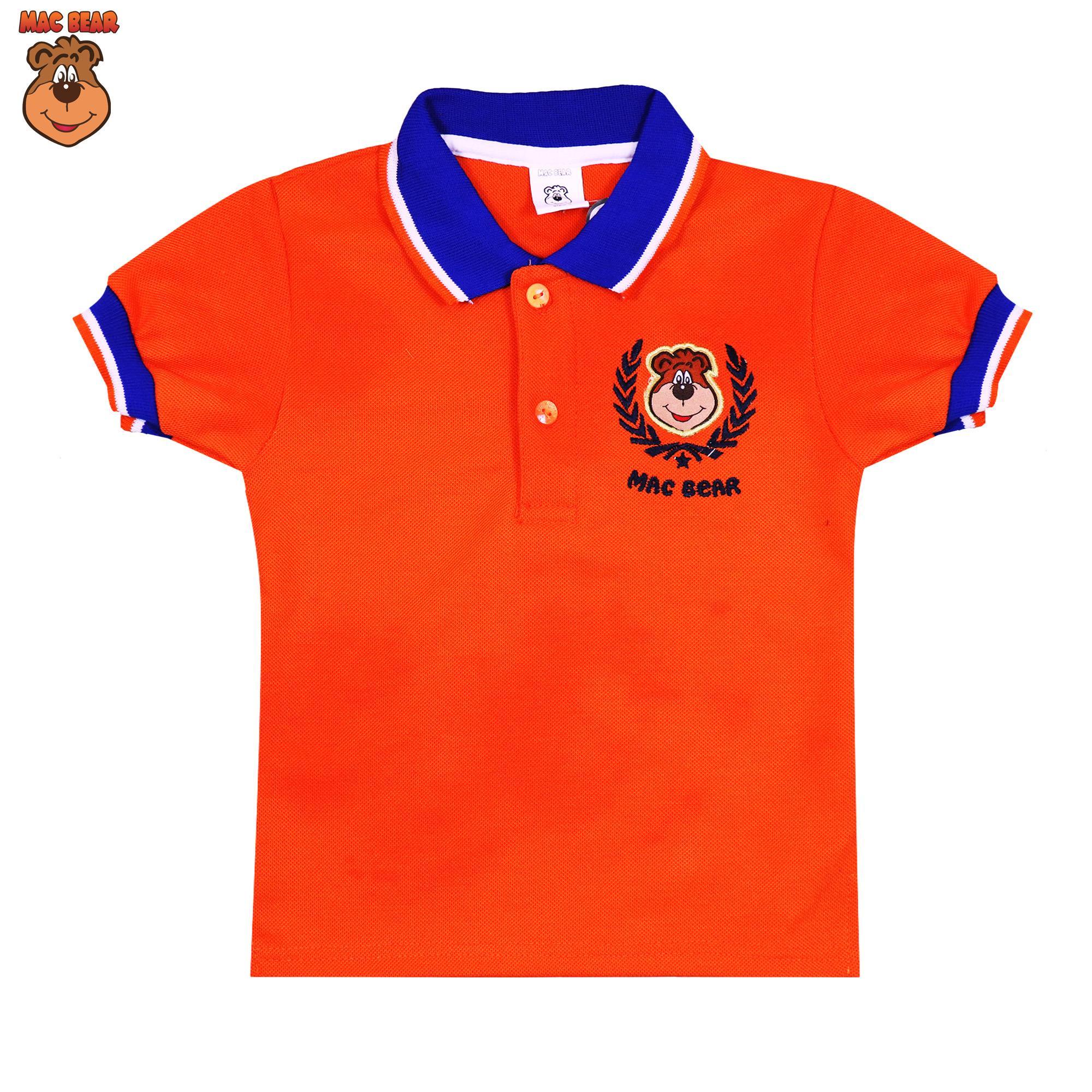 Macbear Baju Polo Anak M For White Stripes On Yellow Size 4 De5 1805 Junior Kemeja Lengan Panjang 3 Stars Blue 12 Biru Hello Macperry Toko Online Terbaik Source Kids