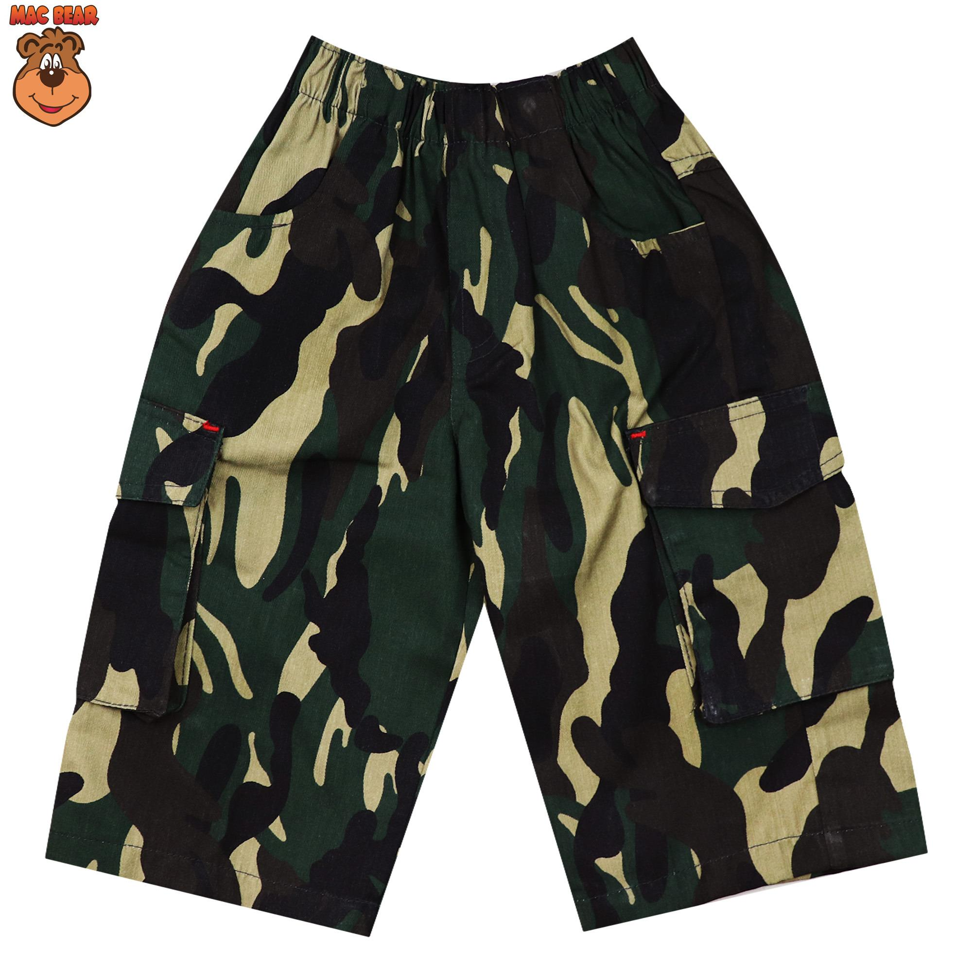 MacBear Kids Celana Anak Cargo Army Boy Pants