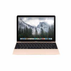 Macbook MNYK2 - Gold [12 Inch/RAM 8 GB/SSD 256 GB/Dual Core M3
