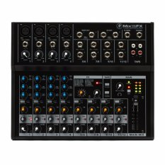 Promo Mackie Mix12Fx 12 Channel Compact Mixer With Effects Akhir Tahun
