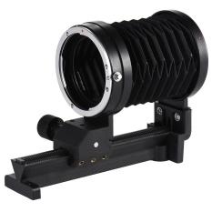 Macro Entension Fokus Bellow Lampiran Aksesori untuk Canon EOS EF Dudukan Kamera 5 DIII 70D 700D 1100D DSLR-Internasional
