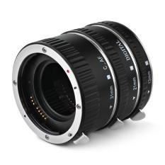 Harga Makro Fokus Otomatis Tabung Ekstensi For Cincin Af Canon Eos Kamera Ef S Lensa Dc732 Termahal