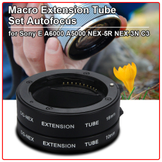 Harga Makro Yang Ditetapkan Untuk Tabung Ekstensi Autofocus Sony E A6000 A5000 Nex 5R Nex Deluxe Room C3 Lengkap