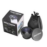 Harga Mactrem 37Mm 2 In 1 Optical Phone Lensa Kaca 45X Lensa Sudut Lebar 12 5X Macro Lens Untuk Smartphone Tablet Bingkai Paduan Tahan Lama Intl Satu Set