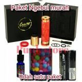 Ulasan Tentang Mage Mech Mod By Coilart Rda Oem Kit Vape Vapor Rokok Elektrik Paket Ngebul Multicolor