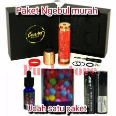 Review Pada Mage Mech Mod By Coilart Rda Oem Kit Vape Vapor Rokok Elektrik Paket Ngebul Multicolor