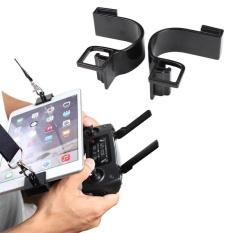 Obral Magicworldmall Kamera Profesional Dual Hook W Line Kabel Pemegang Plastik Hitam Stand Bracket Holder Untuk Dji Spark Intl Murah