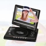 Harga Magicworldmall Aksesoris Teknologi Mini 7 Lcd Layar Evd Dvd Media Player Uni Eropa Plug Dukungan U Disk Sd Card Intl Oem Baru