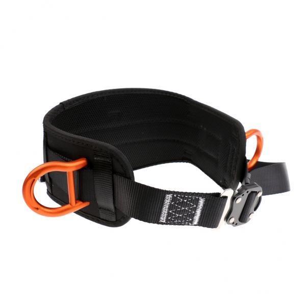Beli Magideal Adjustable Safety Panjat Tebing Fall Arrest Pinggang Belt Harness D Ring Gear Intl Secara Angsuran