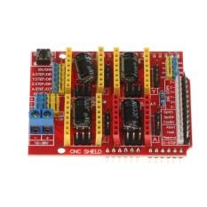 MagiDeal CNC Shield Expansion Board A4988 Driver Board For Arduino 3D Printer - intl