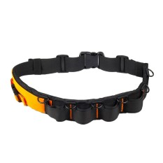 MagiDeal Multi-functional DSLR Camera Padding Waist Strap Belt Lens Pouch Tripod Bag - intl